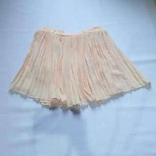 Rok Soft Pink Cache Cache skirt