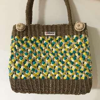 ✔️Boracay 長灘島編織包包