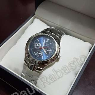 Nautica Men's Stainless Steel Watch