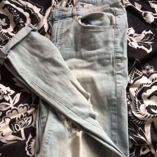 Garage Clothing High Rise Jegging