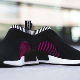 100% ORI NMD City Sock CS2