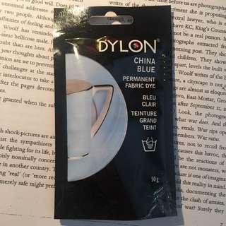 Dylon CHINA BLUE FABRIC DYE