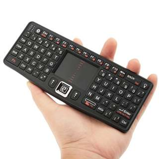 Mini Wireless bluetooth Keyboard with Touchpad - Ref A0576