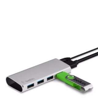 Belkin 4-Port USB 3.0 HUB F4U073qe