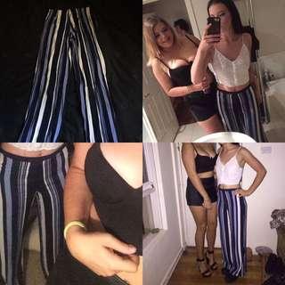 Glassons Stripy Pants
