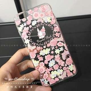 🚚 ✦Crystal Ball 鬥牛犬iPhone6/6Plus/6S/6SPlus 透明手機保護殼✦
