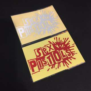 SEX PISTOLS Stickers