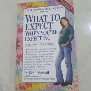 The #1 Bestselling Pregnancy Book By Heidi Murkoff