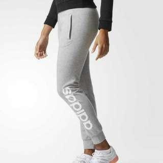 Adidas縮口棉褲BK5445