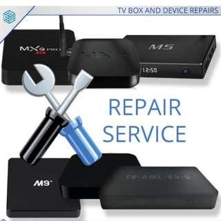 Tv Box Update Service