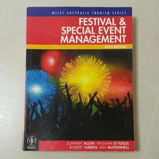 Festival & Special Event Management