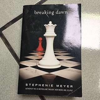Breaking Dawn (English Version)