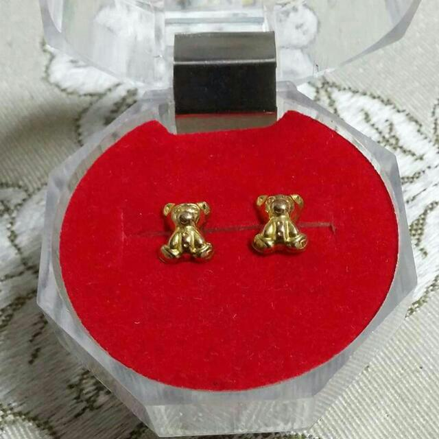 14k earing for children 0 to 5yrs old