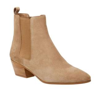 Nine West Ankle Boots - Suede 6.5