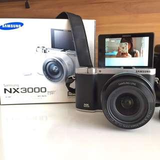 Samsung NX3000 (mirrorless camera)