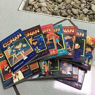 Detektif Conan Colorful (Seri Animasi TV) 1 - 14