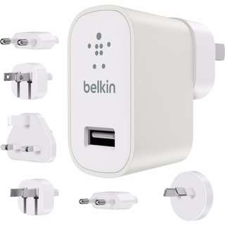 Belkin Global Travel Kit F8M967btWHT