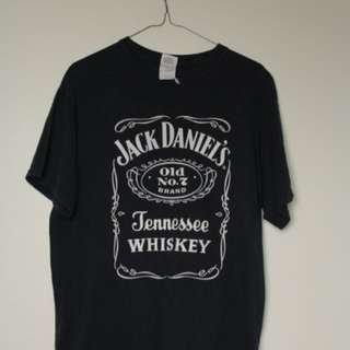 Vintage Jack Daniels T Size M