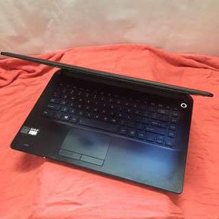 Toshiba Satellite C40D-B (DUAL CORE) 4GB RAM 500HDD