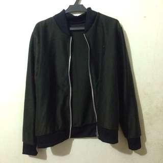 Bomber Jacket (free size)