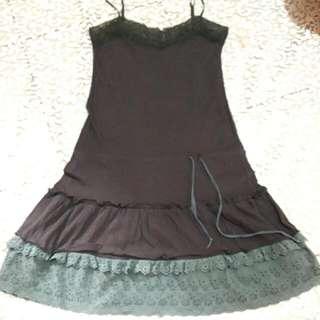 Casual Dress Ijo