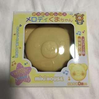 Miki House Musical Bear