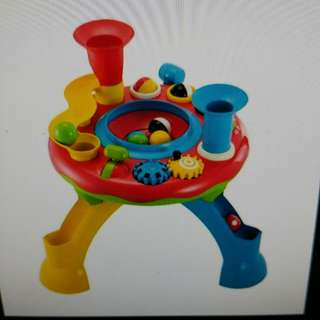 Light And Sounds Activity Table Mainan Anak