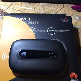 華為 Huawei Mobile Wifi E5331 無線 Wifi 蛋