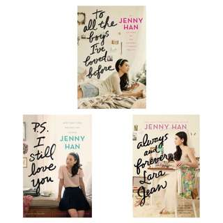 To All The Boy's I've Loved Before, P.S. I Still Love You, Always And Forever,Lara Jean. By Jenny Han (ebook)