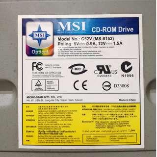 MSI CD ROM