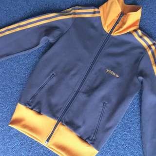 Adidas Originals Women's 3 Stripe Track Jacket