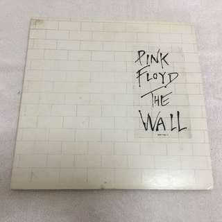 Pink Floyd – The Wall, Japan 1st Press 2x Vinyl LP, CBS/Sony – 40AP 1750~1, 1979, no OBI