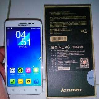 Lenovo A806 Golden Warriors
