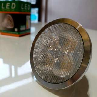 LED射燈膽 MR16 12V 4x1W 4000K (白光)