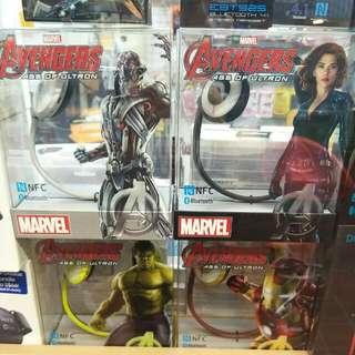 Marvel Avengers Bluetooth Headphones