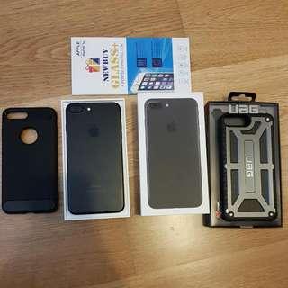 iPhone 7 Plus 128GB Matte Black