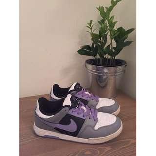 Nike Air Morgan Skate Sneakers