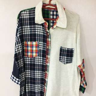 Korean Polo Dress