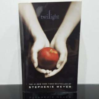 The Twilight Saga Novel (English Edition) 4 Buku Lengkap