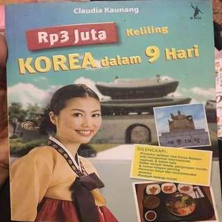 Free BUKU PANDUAN HEMAT KE KOREA