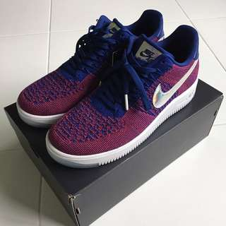 🔥Authentic Nike AF1 Ultra Flyknit Low PRM (US 10.5)