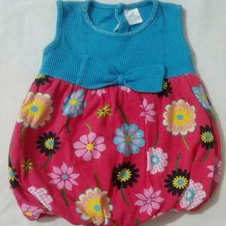 Dress Baloon Flowee