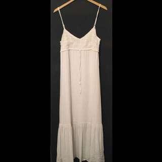 Dotti White Maxi Dress