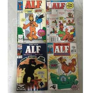 MIX OLD COMICS LOT OF 8 (ASSORTED COMICS)