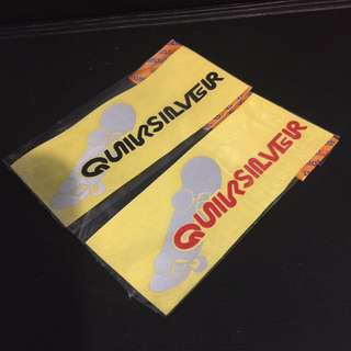 QUICKSILVER Stickers