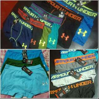 Boxer Briefs And Shorts For SALE!