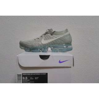 INSTOCK UK7 Nike Air Vapormax Flyknit Pale Grey