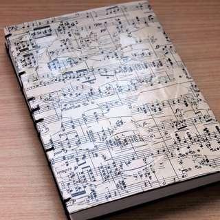 Music Journal No.1 - A5