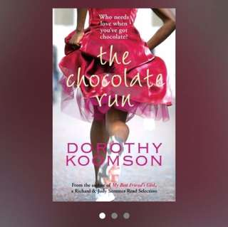 Chocolate Run By Dorothy Koomson