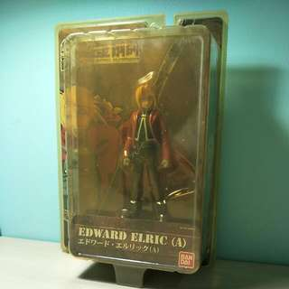 Fullmetal Alchemist Edward Elric Figure